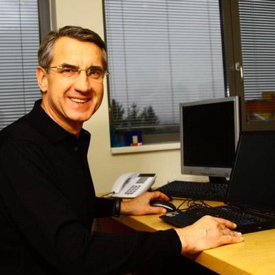 Prof. Heinrich Bergmüller